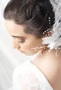 Bride Portrait Royalty Free Stock Photo