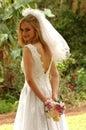 Bride sexy Stock Photography