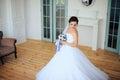 The bride vintagey white Studio