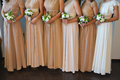 Bridesmaid Royalty Free Stock Photo
