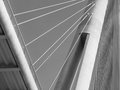 Bridge the ada serbian мост на а и most na adi or alternatively sava is a cable stayed over the sava river Stock Image