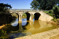 Bridge of Andalusia Stock Photo