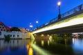 Bridge In Bydgoszcz City Over ...