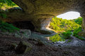 Bridge of god boji most bulgaria is a natural phenomenon located in a karst area about km north from town vratsa one the Royalty Free Stock Image
