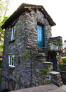 Bridge house ambleside cumbria in the lake district national heritage site united kingdom Stock Images