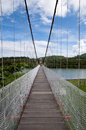Bridge in kenting national park the is a located the taiwan it is taiwan s oldest and southernmost covering the southernmost Royalty Free Stock Images