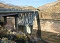 Bridge at Mores Creek
