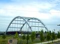 Bridge in Nashville Tennessee USA