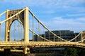 Bridge In Pittsburgh, Pennsylv...