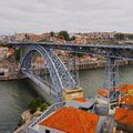 Bridge in Porto Royalty Free Stock Photos