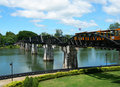 The Bridge on the River Kwai Stock Image