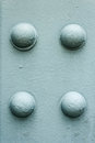 Bridge rivets background closed up Stock Photography