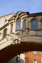 Bridge of Sighs, Oxford Royalty Free Stock Photos