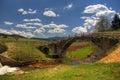 A bridge Royalty Free Stock Photo