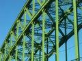 Bridge Span Royalty Free Stock Photo
