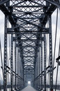 Bridge structure Stock Images