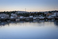Bridge tavira portugal ancient roman over the water in Royalty Free Stock Images