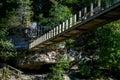 Bridge at turkey run park