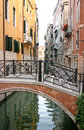 Bridge in Venice  Stock Photography