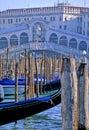 Bridge- Venice, Italy Royalty Free Stock Photo