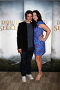 Bridget Regan,Craig Horner Stock Photo