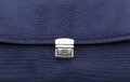 Briefcase clip Royalty Free Stock Photo