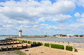Brighlingsea essex uk seaside resort of brightlingsea Stock Photo