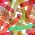 Bright Abstract Beautiful Tran...