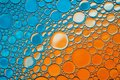 Bright Abstract Water Drops Ba...