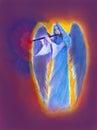 Bright Angel Royalty Free Stock Photo