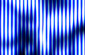 Bright burning vertical lines Royalty Free Stock Photography