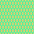 Bright circles abstract pattern on green this is file of eps format Royalty Free Stock Photography