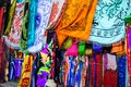 Bright colourful multicolored Arabian, Turkish, oriental traditi Royalty Free Stock Photo
