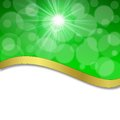 Bright green abstract background for a design Royalty Free Stock Photo