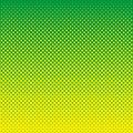 Bright mint green polka dots vector background. Christmas backdrop