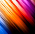 Bright motion abstract background Royalty Free Stock Image