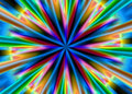 Bright multi-coloured background Royalty Free Stock Photo