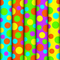 Bright multicolored background several colored surfaces similar to fabric Royalty Free Stock Images