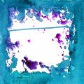 Bright painted watercolor texture