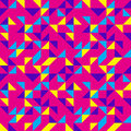 Bright Pink Pop Pattern Stock Photos