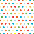 Bright Polka Dots Background Royalty Free Stock Photos