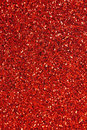 Bright red shiny glitter background Royalty Free Stock Photos