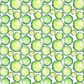 Bright ripe tasty delicious beautiful green agriculture summer salad cabbage chopped and sliced pattern watercolor hand illustrati