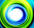 Bright swirl motion abstract background Royalty Free Stock Photo