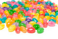 Brightly Colored Jelly Beans Royalty Free Stock Photos