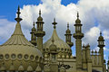 Brighton minarets Royalty Free Stock Photo