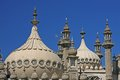Brighton pavilion Royalty Free Stock Photo