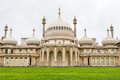 Brighton pavillion england royal pavilion in east sussex Royalty Free Stock Images