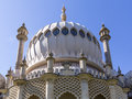 Brighton Royal Pavilion Stock Photo