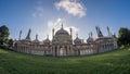 The Brighton Royal pavilion Royalty Free Stock Photo